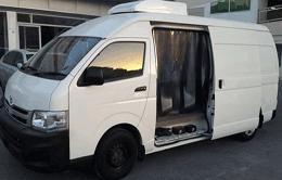 Chiller Van